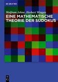 Eine mathematische Theorie des Sudokus (eBook, PDF)