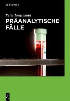 Präanalytische Fälle (eBook, PDF) - Hagemann, Peter