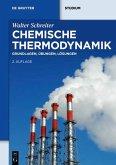 Chemische Thermodynamik (eBook, PDF)