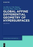 Global Affine Differential Geometry of Hypersurfaces (eBook, PDF)