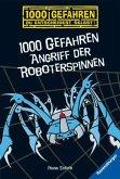 Angriff der Roboterspinnen / 1000 Gefahren Bd.16 (Mängelexemplar)