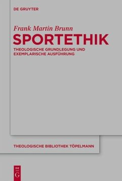 Sportethik (eBook, PDF) - Brunn, Frank Martin