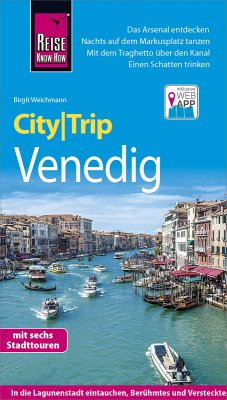 Reise Know-How CityTrip Venedig (eBook, ePUB) - Weichmann, Birgit