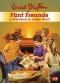 Fünf Freunde - 3 Abenteuer in einem Band / Fünf Freunde Sammelbände Bd.3 (Mängelexemplar)