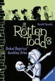 Onkel Deprius' dunkles Erbe / Die Rottentodds Bd.1 (Mängelexemplar)