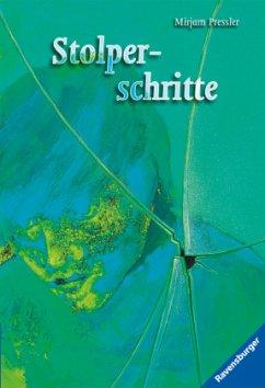 Stolperschritte (Mängelexemplar) - Pressler, Mirjam