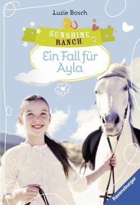 Buch-Reihe Sunshine Ranch von Luzie Bosch