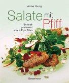 Salate mit Pfiff (Mängelexemplar)