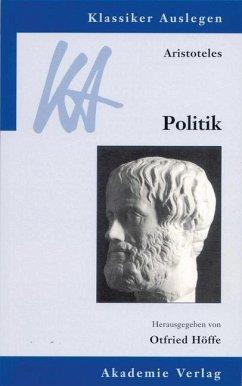 Aristoteles: Politik (eBook, PDF)