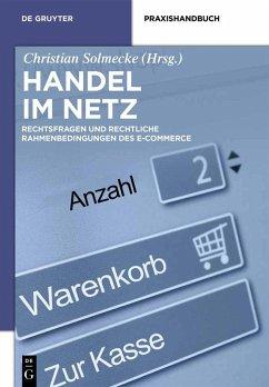Handel im Netz (eBook, ePUB)