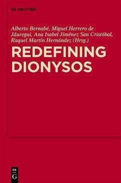 Redefining Dionysos (eBook, PDF)