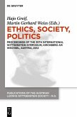 Ethics, Society, Politics (eBook, PDF)
