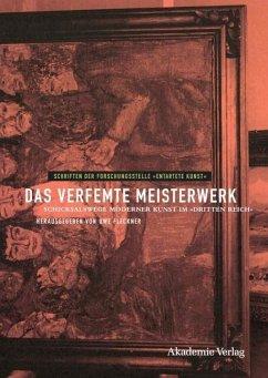 Das verfemte Meisterwerk (eBook, PDF)