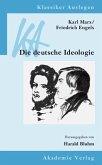 Karl Marx / Friedrich Engels: Die deutsche Ideologie (eBook, PDF)
