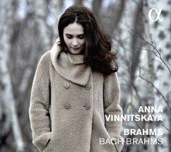 Bach-Brahms - Vinnitskaya,Anna