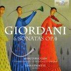 6 Sonatas Op.4
