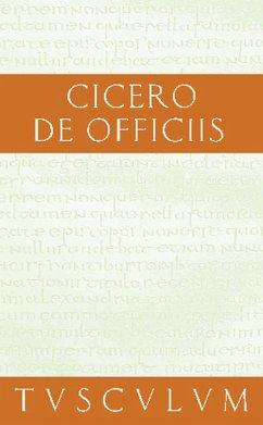 Vom pflichtgemäßen Handeln / De officiis (eBook, PDF) - Cicero