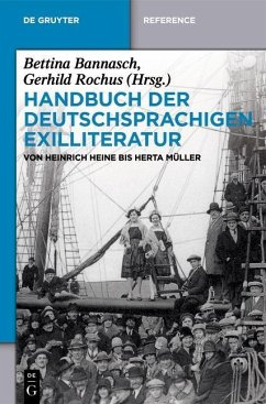 Handbuch der deutschsprachigen Exilliteratur (eBook, PDF)