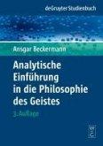 Analytische Einführung in die Philosophie des Geistes (eBook, PDF)