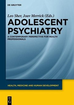 Adolescent Psychiatry (eBook, PDF)