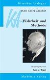 Hans-Georg Gadamer: Wahrheit und Methode (eBook, PDF)