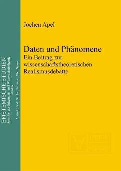 Daten und Phänomene (eBook, PDF) - Apel, Jochen