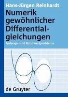 Numerik gewöhnlicher Differentialgleichungen (eBook, PDF) - Reinhardt, Hans-Jürgen