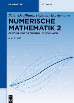 Numerische Mathematik 2 (eBook, PDF) - Deuflhard, Peter; Bornemann, Folkmar