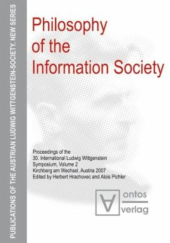 Philosophy of the Information Society (eBook, PDF)