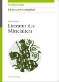 Literatur des Mittelalters (eBook, PDF)