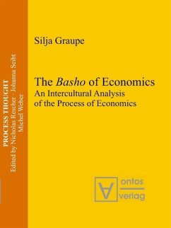 The Basho of Economics (eBook, PDF) - Graupe, Silja