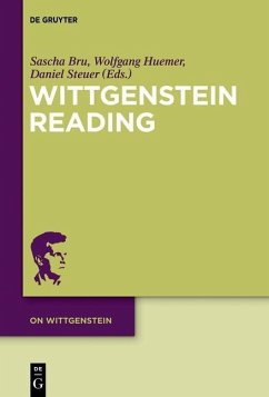 Wittgenstein Reading (eBook, PDF)