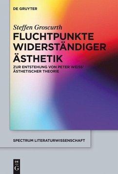 Fluchtpunkte widerständiger Ästhetik (eBook, PDF) - Groscurth, Steffen