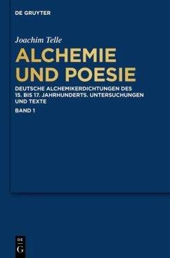 Alchemie und Poesie (eBook, PDF) - Telle, Joachim