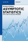Asymptotic Statistics (eBook, PDF)