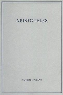 Politik - Buch IV-VI (eBook, PDF)