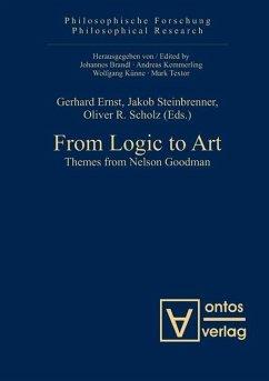 From Logic to Art (eBook, PDF)