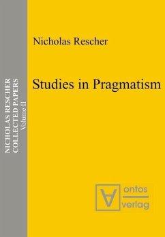 Studies in Pragmatism (eBook, PDF) - Rescher, Nicholas