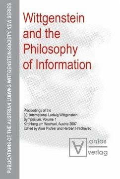 Wittgenstein and the Philosophy of Information (eBook, PDF)