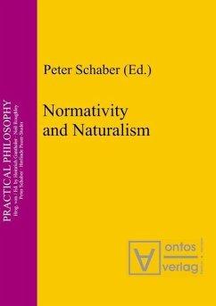 Normativity and Naturalism (eBook, PDF)