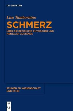 Schmerz (eBook, PDF) - Tambornino, Lisa
