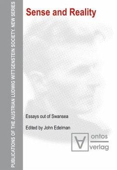 Sense and Reality (eBook, PDF)