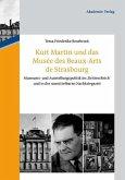 Kurt Martin und das Musée des Beaux-Arts de Strasbourg (eBook, PDF)