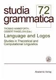 Language and Logos (eBook, PDF)