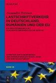 Lastschriftverkehr in Deutschland, Rumänien und der EU (eBook, PDF)