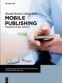 Mobile Publishing (eBook, ePUB)