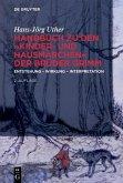 """Handbuch zu den """"Kinder- und Hausmärchen"""" der Brüder Grimm (eBook, PDF)"""