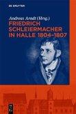 Friedrich Schleiermacher in Halle 1804-1807 (eBook, PDF)