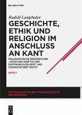 Geschichte, Ethik und Religion im Anschluß an Kant (eBook, PDF)