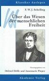 F. W. J. Schelling: Über das Wesen der menschlichen Freiheit (eBook, PDF)